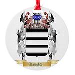 Haughton Round Ornament