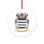 Haughton Ornament (Round)