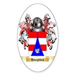 Haughken Sticker (Oval 50 pk)