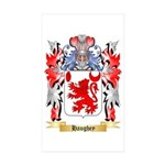 Haughey Sticker (Rectangle 10 pk)