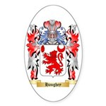 Haughey Sticker (Oval)
