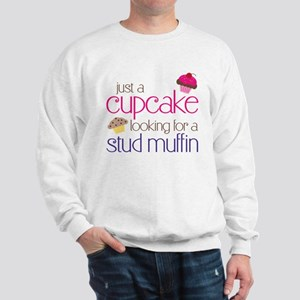 cupcake looking Sweatshirt