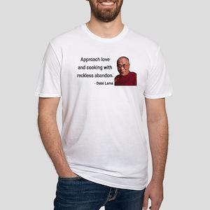 Dalai Lama 10 Fitted T-Shirt