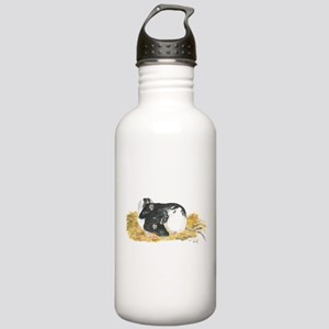 Rats cuddling Stainless Water Bottle 1.0L