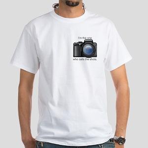 I Call the Shots T-Shirt