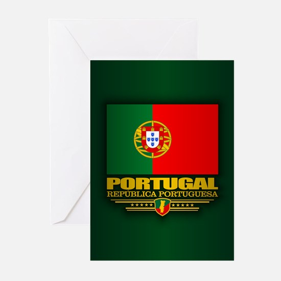 Portugal (v15) Greeting Cards