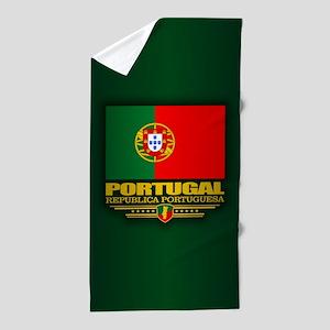 Portugal (v15) Beach Towel