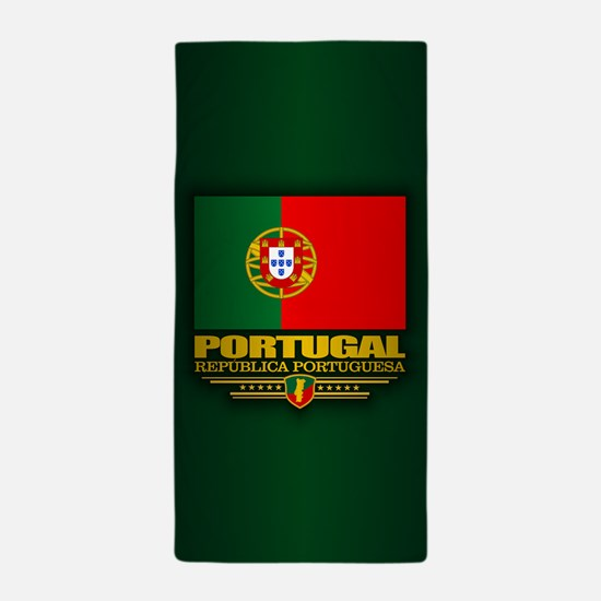 Portugal (v15) Beach Towel