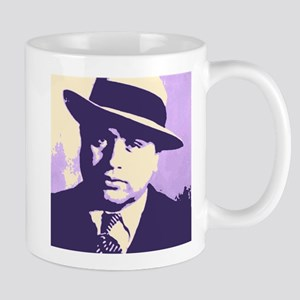 Al Capone Pop Art Mugs