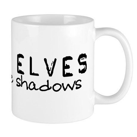 Night Elves Mug
