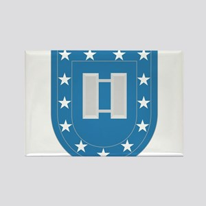 Army Flash Captain Insignia Magnets