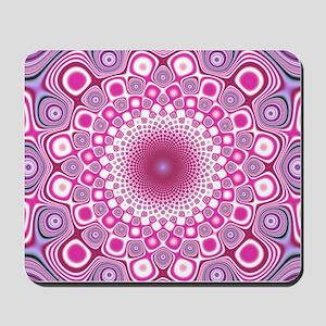 Funky Pink Mousepad