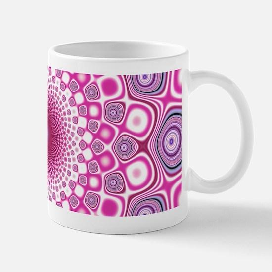 Funky Pink Mugs