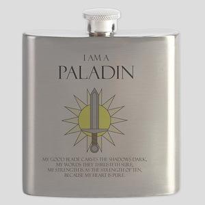 I am a Paladin Flask