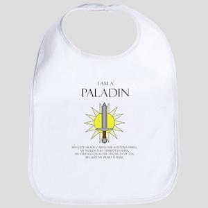 I am a Paladin Bib