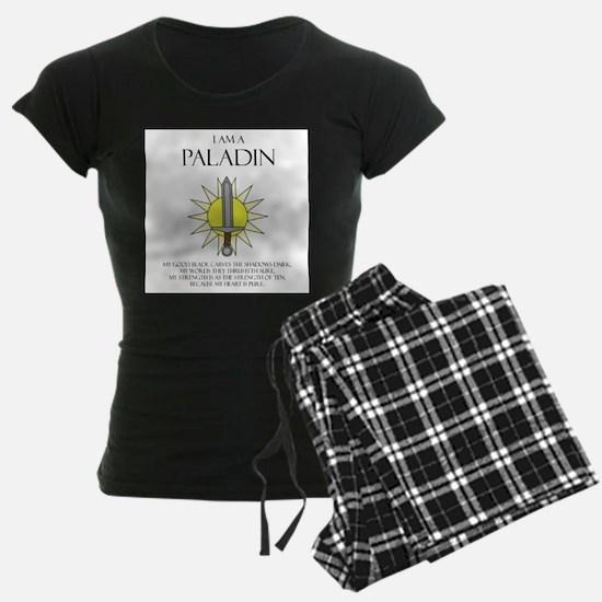 I am a Paladin Pajamas