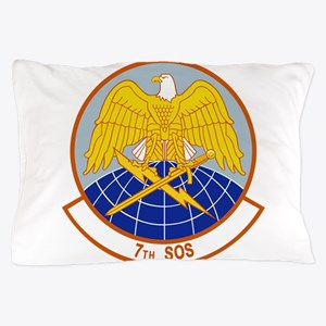 7th_sos.png Pillow Case
