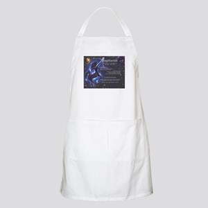 Goddess Sagittarius BBQ/Craft Apron