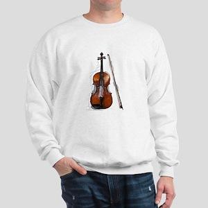 Viola06 Sweatshirt