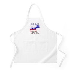 USAF Keeping America Free BBQ Apron