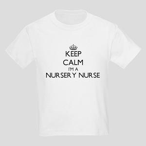 Keep calm I'm a Nursery Nurse T-Shirt
