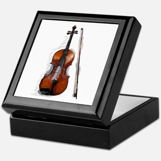 Viola06.jpg Keepsake Box