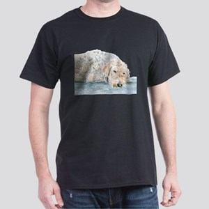 Sleepy Labradoodle T-Shirt