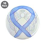 Periwinkle Ribbon Angel 3.5