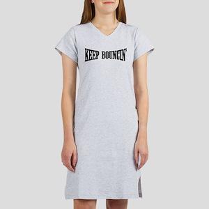 Keep Bouncin' Women's Nightshirt