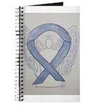 Silver Ribbon Angel Journal