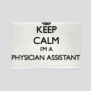 Keep calm I'm a Physician Assistant Magnets