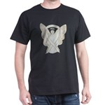 White Ribbon Angel T-Shirt