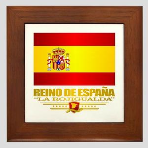 Espana (v15) Framed Tile