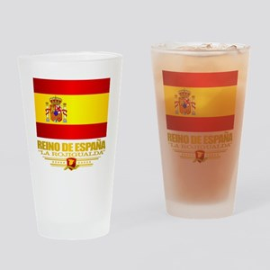 Espana (v15) Drinking Glass