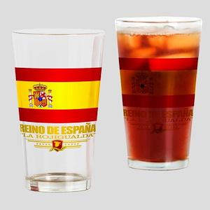 Espana (v15) Drinking Glass