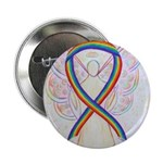 Rainbow Ribbon Angel 2.25