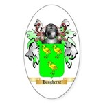 Haugherne Sticker (Oval 50 pk)