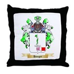 Hauger Throw Pillow