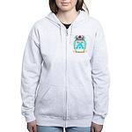 Haucock Women's Zip Hoodie