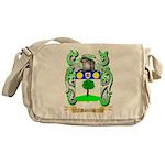 Hattrick Messenger Bag