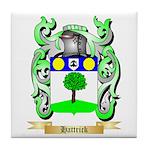 Hattrick Tile Coaster