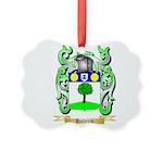 Hattrick Picture Ornament