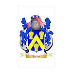 Hatton Sticker (Rectangle 50 pk)