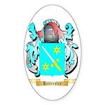 Hattersley Sticker (Oval 50 pk)
