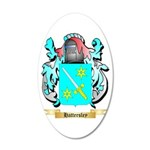 Hattersley 20x12 Oval Wall Decal