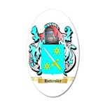 Hattersley 35x21 Oval Wall Decal