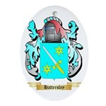 Hattersley Ornament (Oval)
