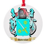 Hatterslay Round Ornament