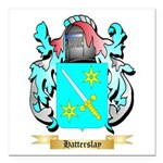 Hatterslay Square Car Magnet 3