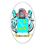 Hatterslay Sticker (Oval 50 pk)